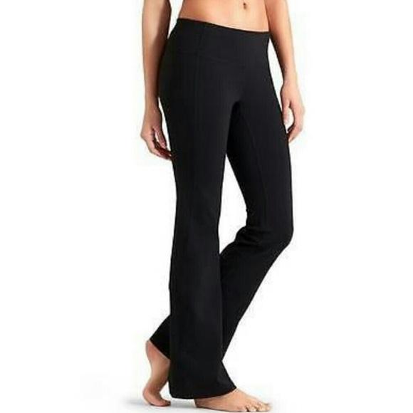 Athleta Pants - Athleta Black Yoga Pants Size Small Tall